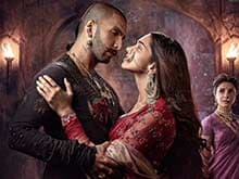 The Bajirao, Mastani and Kashibai  Love Triangle in New Poster
