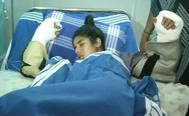 3 Men Attacked Her With Chilli Powder, Then Machetes