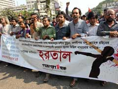 Bangladesh Writers Stage Freedom Rally Despite Fear of Attack