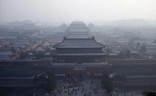Smog Measures Cut Beijing's Pollution By 30 Per Cent: China