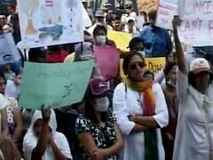 Bengaluru Residents Take to Streets With Protest Against Waste Plant