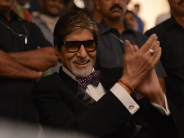 Amitabh Bachchan to Inaugurate 21st Kolkata International Film Festival