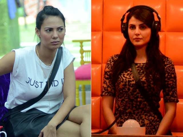 Bigg Boss Day 26: Rochelle and Mandana's Double Tamasha