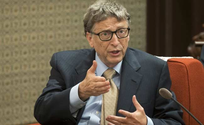 Microsoft Co-Founder Bill Gates Retains Top Spot In Forbes Ranking Of World's Richest Billionaires