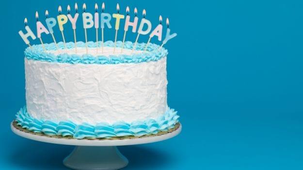 Top 11 Birthday Cake Recipes