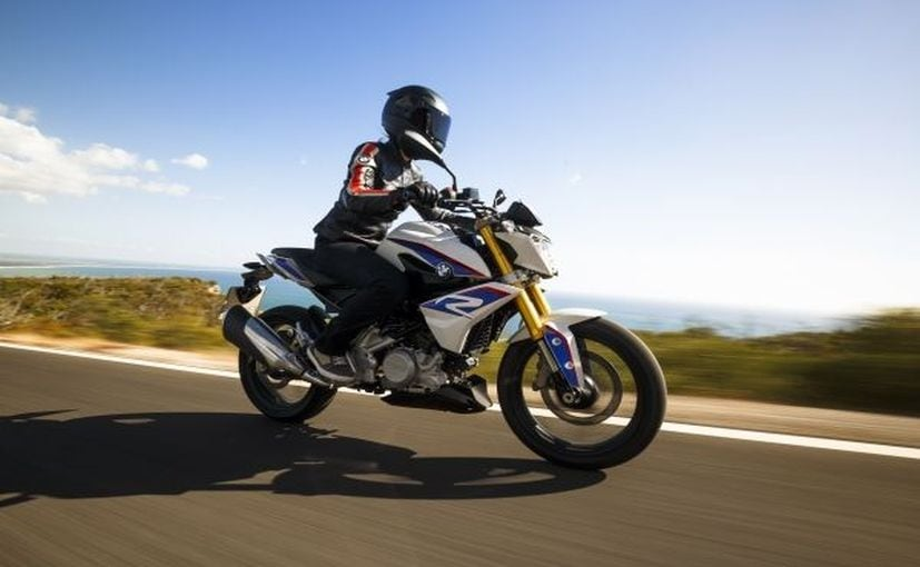 The BMW G 310 R and G 310 GS are built by TVS in a collaboration with BMW Motorrad.