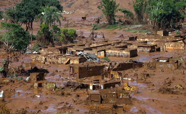 Mud From Brazil Dam Burst is Toxic, UN Says