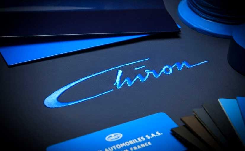 It's Official: Bugatti Names Next Hypercar Chiron