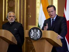 Britain Aid to India to End This Month