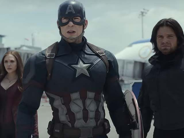 Avengers Divided: It's Captain America vs Iron Man in Civil War Trailer