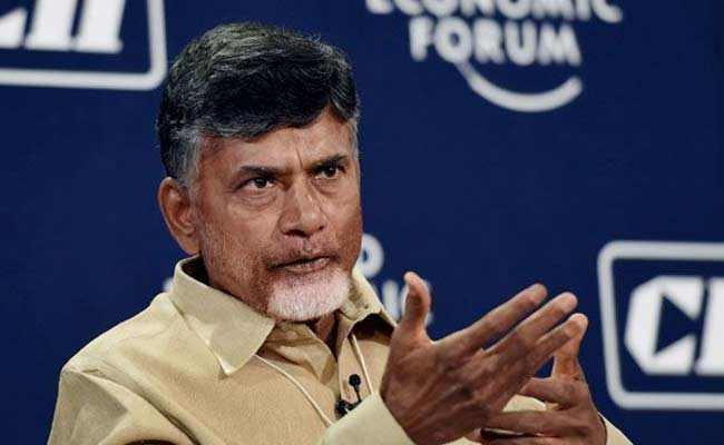 Solution To Demonetisation Woes Stil Out Of Reach: Chandrababu Naidu