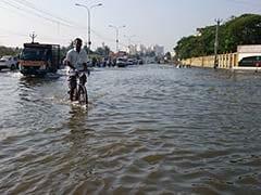 Rainwater Recedes but Chennai's IT Corridor Stays Flooded