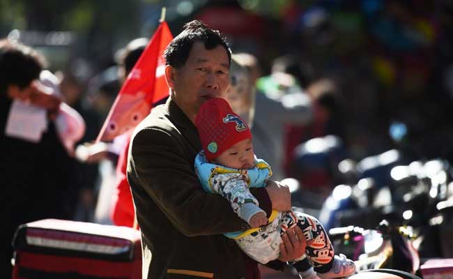 Chinese Parents Go To Court Seeking To Register 2nd Children