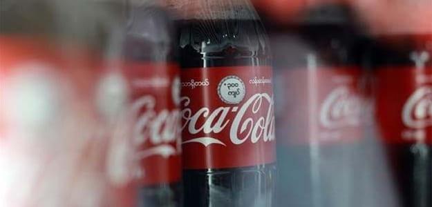 Coca-Cola's Quarterly Sales Fall 8%