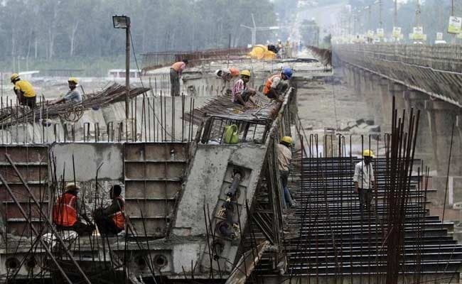 Under-Construction North East Corridor Flyover Collapses In Darjeeling District