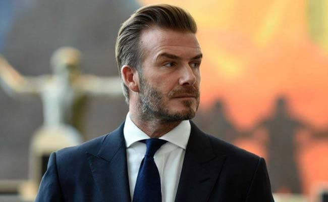 David Beckham In 'Heartbreak' As Manchester Clubs Pay Tribute To Concert Attack Victims
