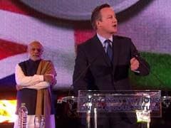 Won't be Long Before There's British-Indian PM: David Cameron