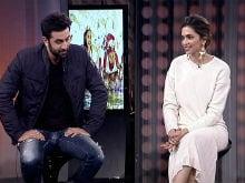 Ranbir Kapoor, Deepika Padukone Agree That Ranveer is 'Full <i>Tamasha</i>'