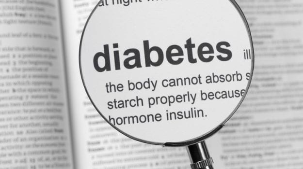 Diabetic Diet and Exercise Program Recommended by a Dietician