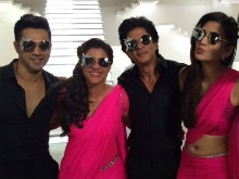Shah Rukh in Black, Kajol in Pink: What to Expect From Next <I>Dilwale</i> Song