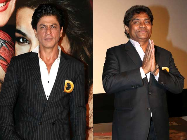 Johnny Lever Finds Shah Rukh Khan 'Magical' in Dilwale