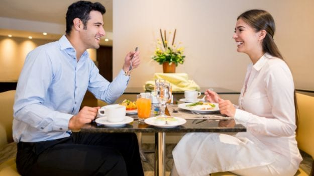 Food for Thought: Men Tend to Overeat When Dining with Women!