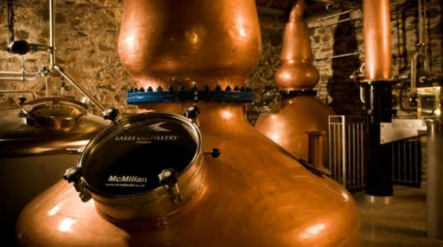 Lakes Distillery Whiskey Captures Spirit Of The UK