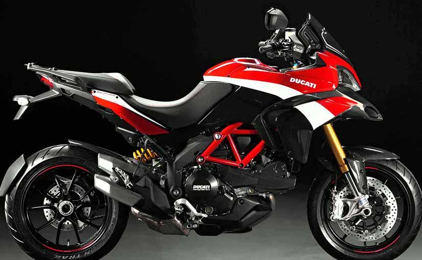 ducati unveils 7 new motorcycles at eicma 2015 - ndtv carandbike