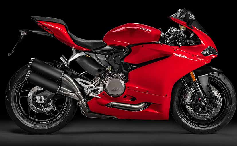 ducati unveils 7 new motorcycles at eicma 2015 - ndtv carandbike