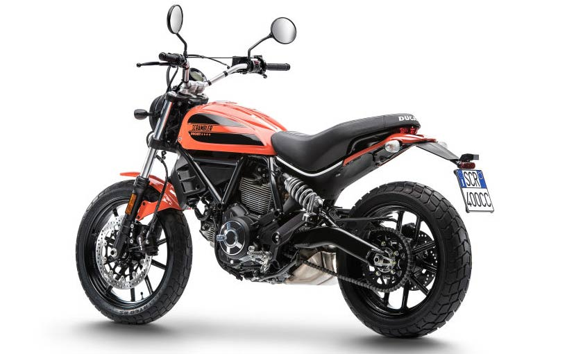 Ducati Scrambler Sixty2 Unveiled; Will Be The Most