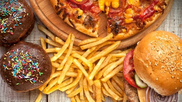 Indulging in Fatty Foods May Not Be a Brainy Thing to Do