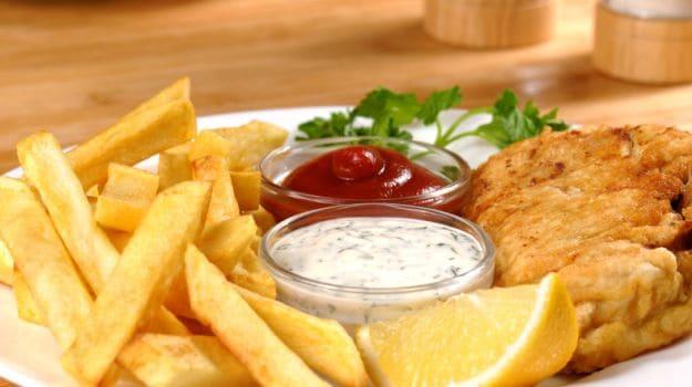 United Kingdom French Fries