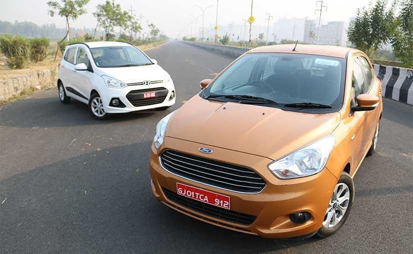 2015 Ford Figo vs Hyundai Grand i10: Budget Hatchback Battle