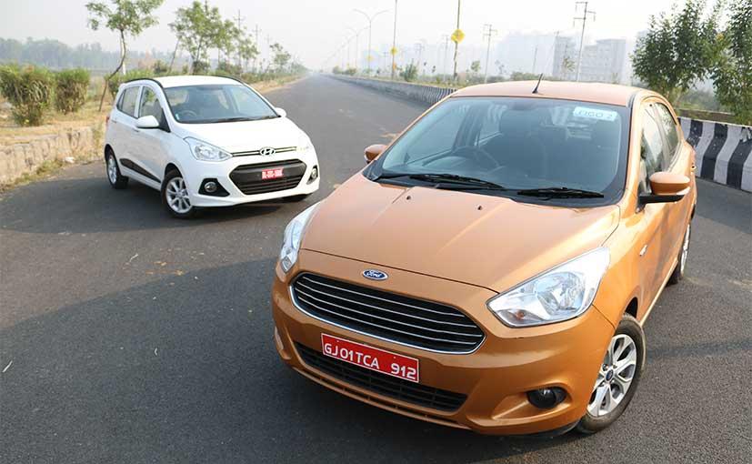 Compare Ford Figo Vs Toyota Etios Liva Price, Mileage, Specs