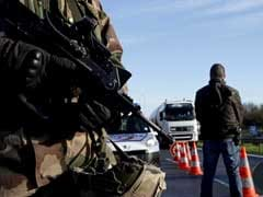 Operation to Hunt Terror Suspect in France Village, All Access Cut Off