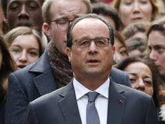 France to Step Up Battle Against Islamic State After Paris Attacks, Says Hollande