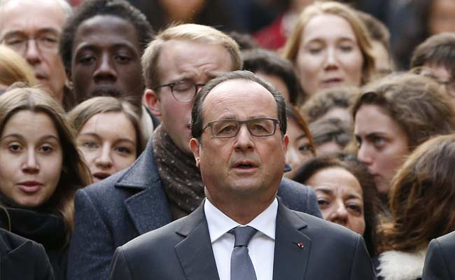 French Will Decide Its Fate In European Union On May 7 Vote, Says Francis Hollande