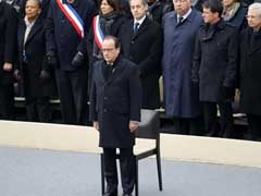 France Pays Tribute to Victims of Paris Terror Attacks