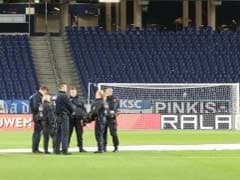 No Explosives Found in Hanover Football Scare: German Minister