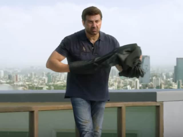 Why Sunny Deol 'Loved, Enjoyed' Directing Ghayal Sequel