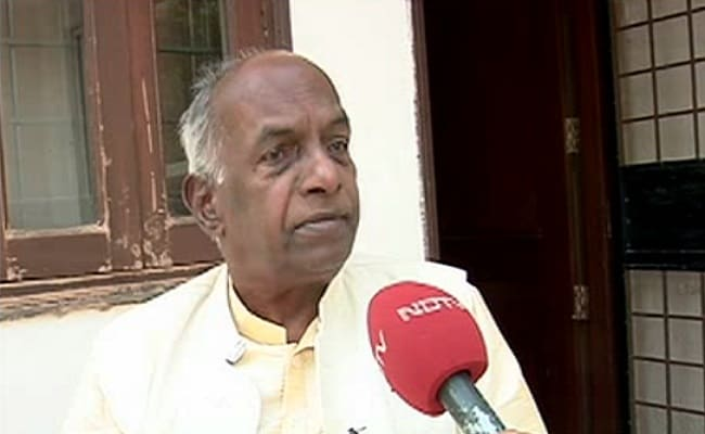 गोविंदाचार्य ने नोटबंदी मामले में पीड़ित लोगों के लिए केंद्र सरकार से मुआवजे की मांग की