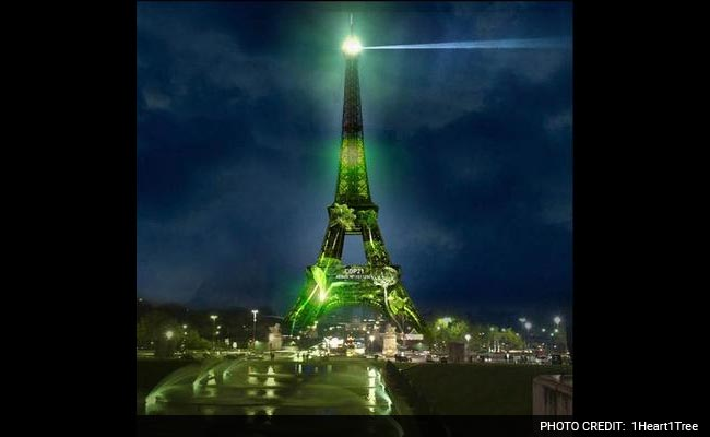 Eiffel Tower To Don Rainbow Colours After Orlando Killings