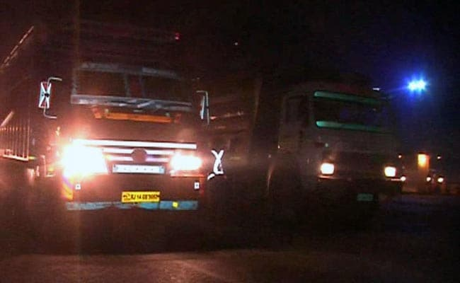 Trucks Entering Delhi Not Paying 'Green Tax', Finds NDTV in Midnight Inspection