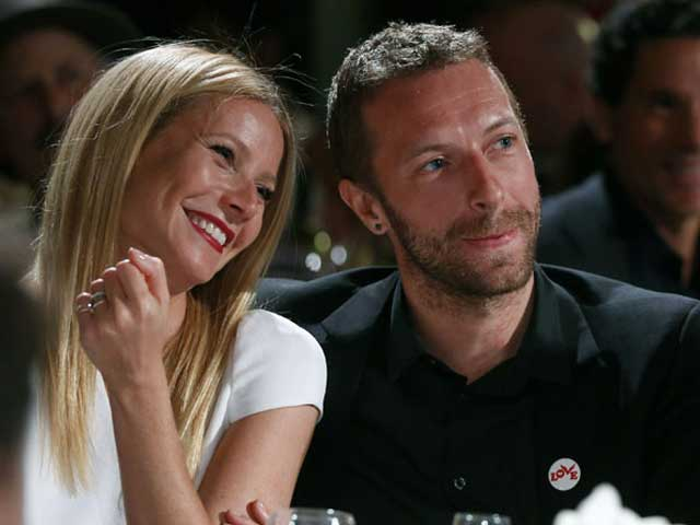 Chris Martin's New Song Inspired By Split With Gwyneth Paltrow