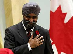 Canada's India-Born Defence Minister Faces Racist Remarks