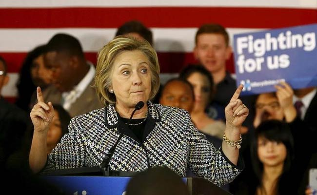 Hillary Clinton Launches Campaign To Engage Asian, Indian-Americans