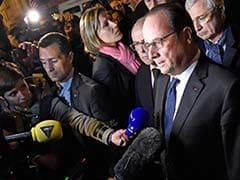 Will Wage 'Pitiless' Fight Against Terrorism: French President Hollande