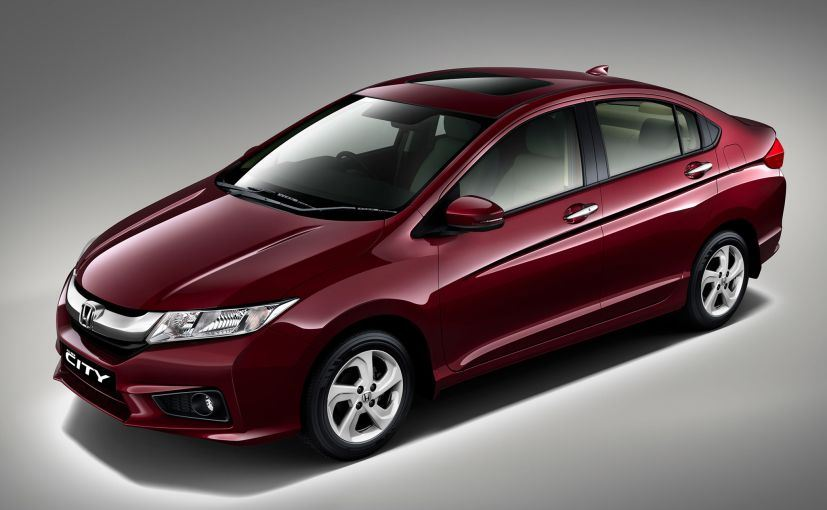 Captivating Honda City Facelift Might Come To India In Early 2017