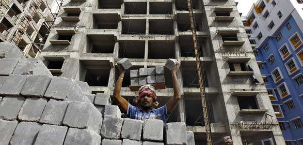 India's September Infrastructure Output Contracts 0.8%