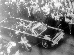 Woman Sues Washington for Return of John F Kennedy Assassination Film